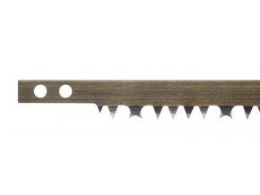 PILANA - Pilový list do obloukové pily 610mm - syrové dřevo