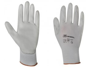 GEBOL - MICRO FLEX pracovní rukavice - velikost 8 (blistr)