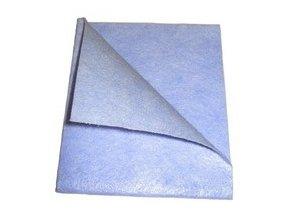 Univerzální utěrka modrá 33x38cm 90g - nebalená