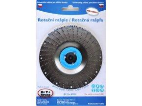 ROTO - Rotační rašple 115x22,2mm - 1,5mm - čepel jemná