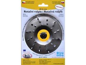 ROTO - Rotační rašple 125x22,2mm - 6,0mm - čepel extra hrubá,…
