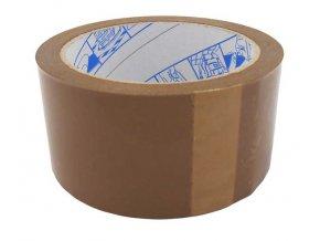 GEKO - STANDARD lepící páska (IZOLEPA) 50mm/66m - hnědá