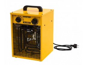 MASTER - elektrické topidlo o max. výkonu 3kW - napětí 230V