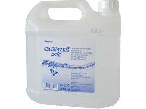 COYOTE - Destilovaná voda 3L