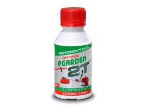 OPTIMA GARDEN 2T - Semisyntetický motorový olej 100ml