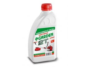 OPTIMA GARDEN 2T - Semisyntetický motorový olej 1l