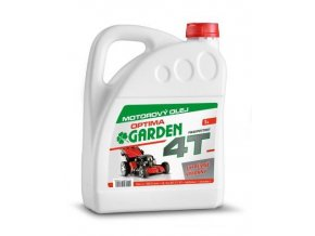 OPTIMA GARDEN 4T - Semisyntetický motorový olej 5l