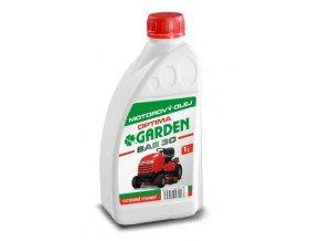 OPTIMA GARDEN SAE 30 - jednostupňový motorový olej 1l