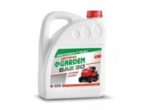 OPTIMA GARDEN SAE 30 - jednostupňový motorový olej 5l