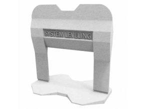 System Leveling - spony 1,5mm (500 ks)
