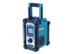 Makita DMR107 Aku rádio, Li-ion 7,2V-18V Z