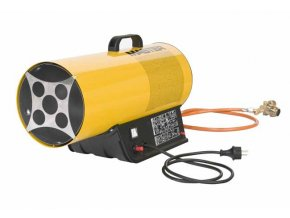 MASTER - plynové topidlo s ventilátorem - 10-16kW