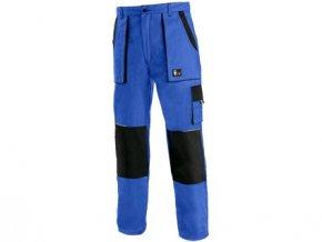 Kalhoty do pasu CXS LUXY JOSEF, pánské, 170-176cm, modro-černé