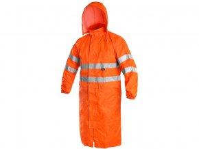 Plášť BATH, výstražný, oranžový, S-3XL