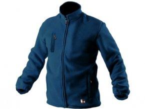 Pánská fleecová bunda OTAWA, tmavě modrá