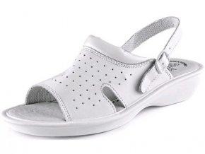 Dámský sandál CXS LIME, bílý