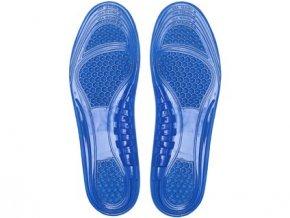 Vložky do obuvi Active gel, modré