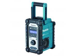 Makita DMR110 Aku rádio DAB, Li-ion 7,2V-18V Z