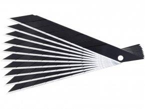 břity ulamovací do nože, 9mm, 10ks, SK2