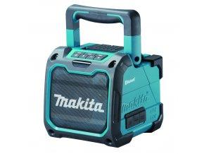 Makita DMR200 Aku přehrávač s Bluetooth, Li-ion CXT 10,8/12V,LXT14,4/18V Z