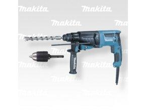 Makita HR2630X7 Kombinované kladivo 2,4J,800W s příslušenstvím
