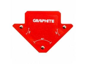 magnet 82x120x13 <90/45° Graphite
