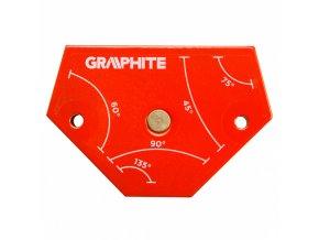 magnet 64x95x14 <45/60/75/90/135° Graphite