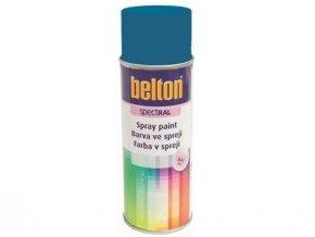 barva ve spreji BELTON RAL 5017, 400ml MO dopravní