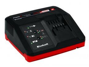 Nabíječka PXC Rychlonabíječka Power X-Change 18 V 30 min Einhell Accessory