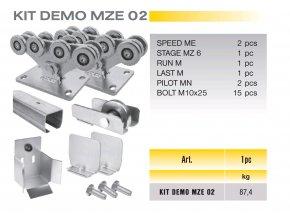 740 cais kit demo mze 02 sada pro samonosnou branu do 8m prujezdu