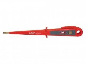 zkoušečka napětí 100-250V, délka 190mm