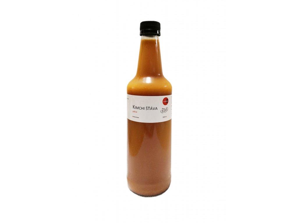 Kimchi šťáva 500 ml