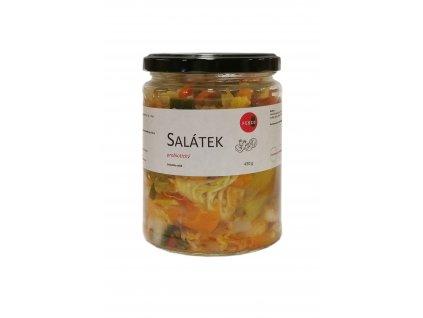 Salátek probiotický / zeleninová šťáva