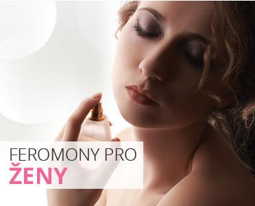 Feromony pro ženy