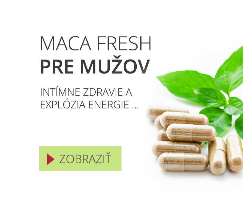 Maca Fresh Men
