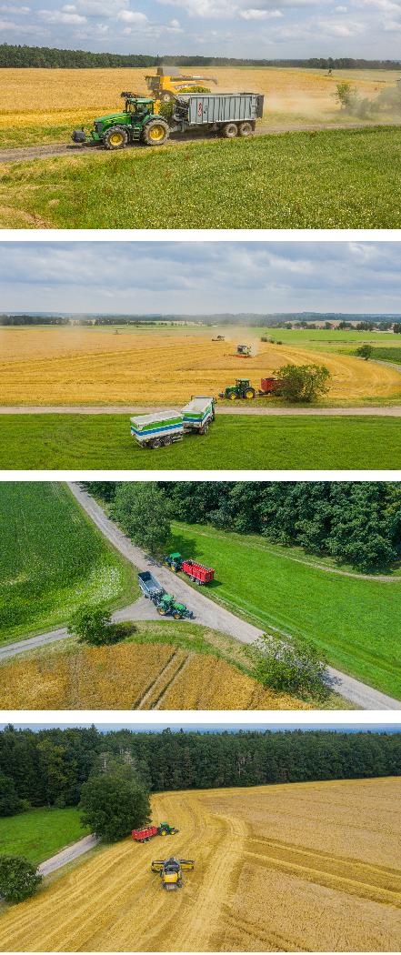 Spolupráce - Zemědělské služby DYNÍN, a.s.