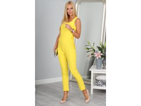 Žlutý overal 9952 (Velikost L)