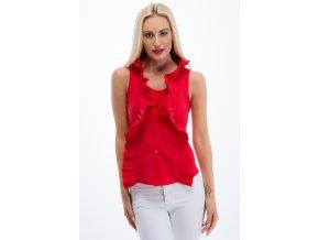 Červená košile   20363 (Velikost M)