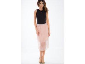 Prášková sukně tyl 21253 (Velikost L)