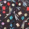 Černá vzdušná košile 21056 (Velikost L)