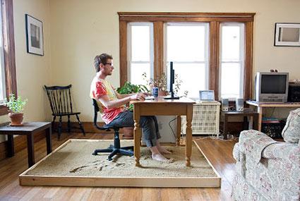 Home office - jak si správně vybavit domácí pracoviště?