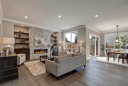 Jak vybrat rolety pro moderní obývák?
