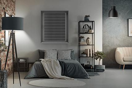 Blackout rolety Den a noc – praktické a zatemňující
