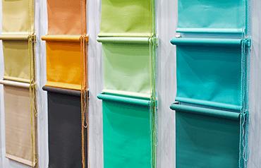 Jakou vybrat barvu rolet?
