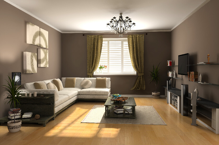 Inspirace pro hřejivý zimní interiér