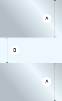 Rolety den a noc PLATINUM Nature magnum - schema