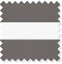 Roleta Den a noc Silk Stříbrná A 096