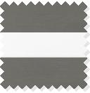 Roleta Den a noc Silk Stříbrná A 096 FR