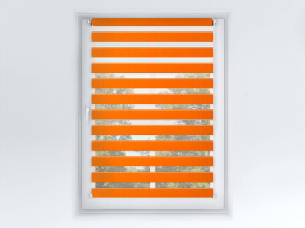Roleta Den a noc, Origin slim mandarinka, A 033