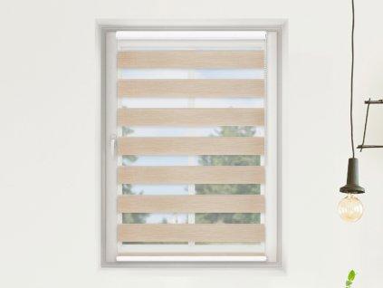 Roleta Den a noc MAXI, Oriental bambus, AA 103